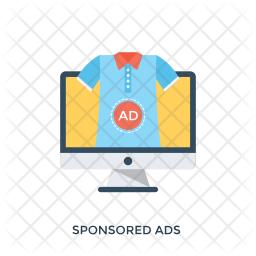 Sponsored Ads Icon