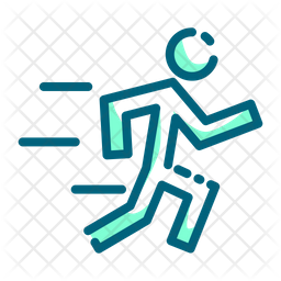 Sport Colored Outline Icon