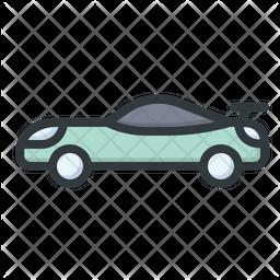 Sport Car Icon