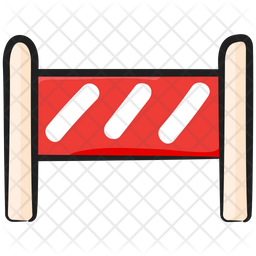 Sports Barricade Icon