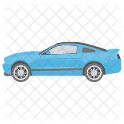 Premium Sports Car Icon Download In Svg Png Eps Ai Ico Icns