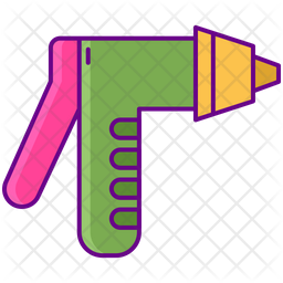 Spray Nozzle Icon