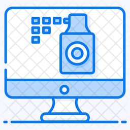 Spray Paint Tool Icon