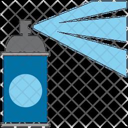 Spray Painting Icon
