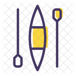 Sprint Colored Outline Icon