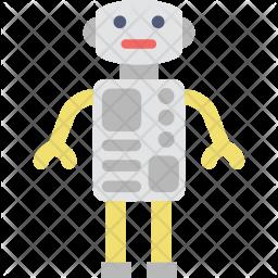 Spy Robot Icon