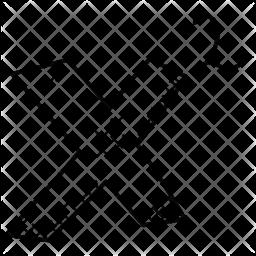 Square Algebra Icon