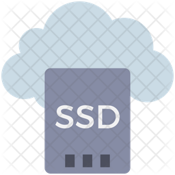 Ssd Card Icon