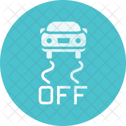 Stability Glyph Icon