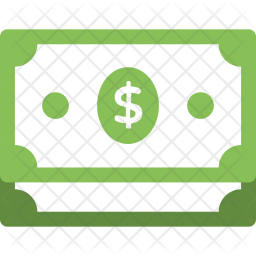 Stack of Dollar Icon