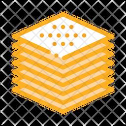 Stack Tiles Icon