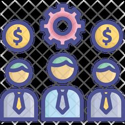Staff Management Icon