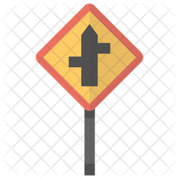 Staggered Junction Icon