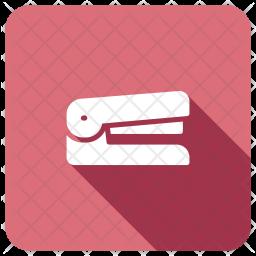 Stapler Glyph Icon