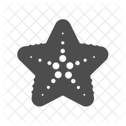 Star Fish Icon