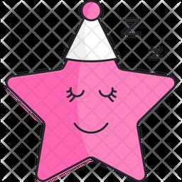 Star Girl Icon