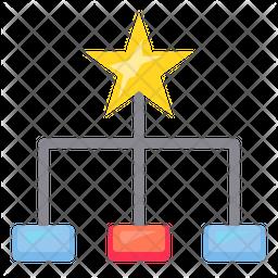 Star Head Icon