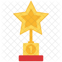 Star Medal Icon
