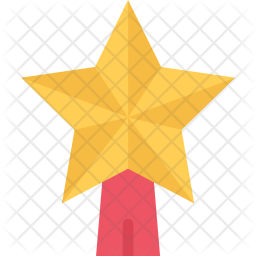 Star, New, Year, Christmas, Winter, Holidays Icon png