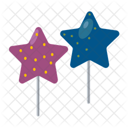 Star Pops Icon