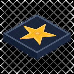 Star Ramp Icon