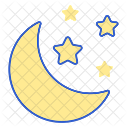 Starry Night Icon