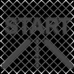 Start Way Icon