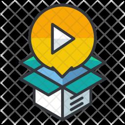 Startup idea Icon