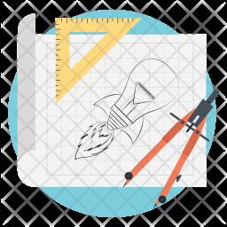 Startup ideas Icon