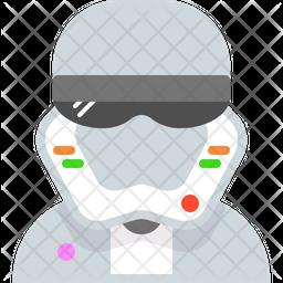 Starwards trooper Icon