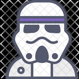 Starwars soldier Icon