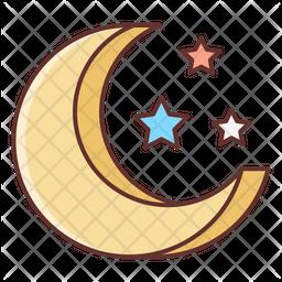Stary Night Icon