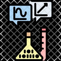 Statistics research Icon