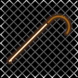 Stick Colored Outline Icon