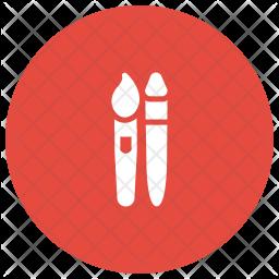 Stick Glyph Icon