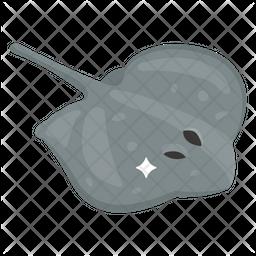 Stingray Fish Icon