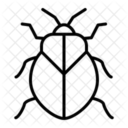 Stinkbug Line Icon