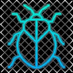 Stinkbug Gradient Icon