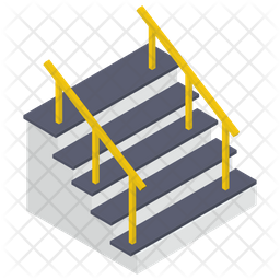 Stirs Isometric Icon
