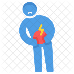 Stomachache Icon