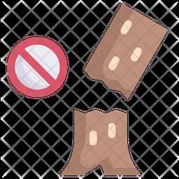 Stop Illegal Logging Icon