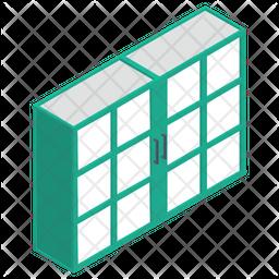 Storage Cabins Icon