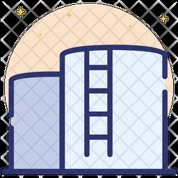 Storage Tank Icon