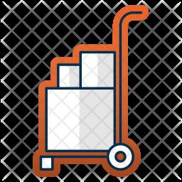 Storage truck Icon