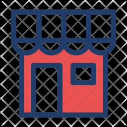 STore Logo Icon
