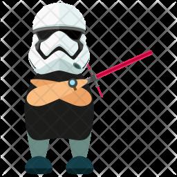 Storm trooper Icon