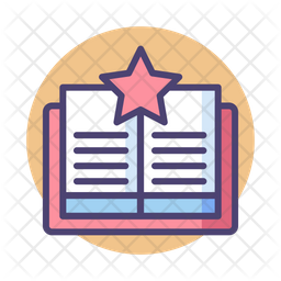 Story Colored Outline Icon