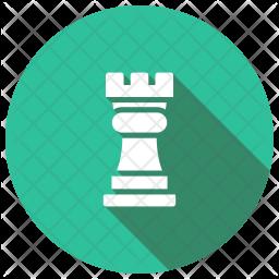 Strategy Glyph Icon