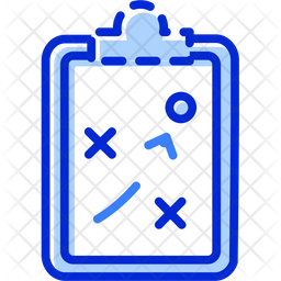 Strategy Colored Outline Icon