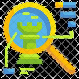 Strategy Analysis Icon